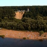 <b>Открытие купального сезона в Солотче</b>