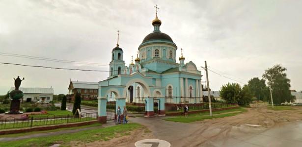 Виртуальный тур по Солотче