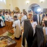 <b>На 84-м году жизни скончалась настоятельница Солотчинского женского монастыря игумения Варвара</b>
