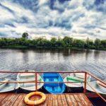 <b>Прокат лодок в Солотче</b>
