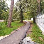 <b>Ремонт дорожного полотна в Солотче завершен</b>