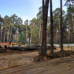 <b>Несмотря на мораторий в Солотче продолжается строительство</b>