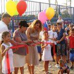 <b>Новая детская площадка в Солотче</b>