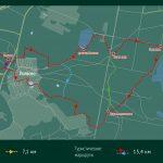 <b>Тропа Паустовского в Солотче. Маршруты, фотоотчеты</b>